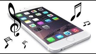 Iphone 6 original ringtone