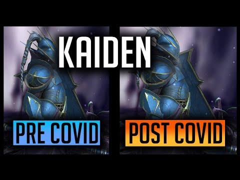 RAID   NEW EPIC KAIDEN! GUIDE & SHOWCASE! His Belly isnt the only big thing he has!