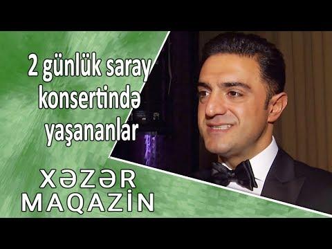 Nuri Sərinləndiricidən sevgi etirafı.2 günlük saray konsertində yaşananlar - Xəzər Maqazin