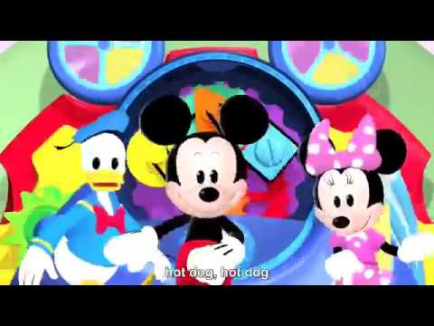 Mickey mouse clubhouse 'hot dog dance' disney official on make.