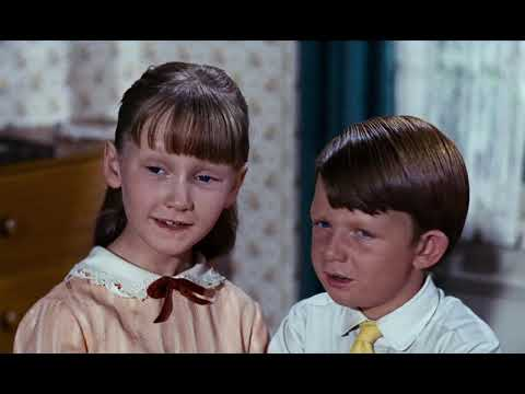 Mary Poppins (1964) - Magic Bag Scene