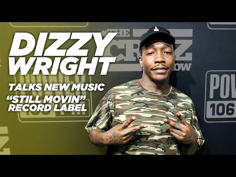 Dizzy Wright Talks New Music, Still Movin' Records, Vegas Not Supporting Hip Hop, And More!