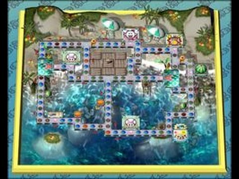 Mario Party 4! Koopa's Seaside Soiree (Summer Special)