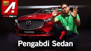 Mazda 6 Sedan & Estate 2018 First Impression Review by AutonetMagz