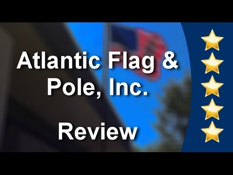 Atlantic Flag & Pole, Inc.  Great 5 Star Telescoping Flagpole Review by Gonzalo V.