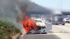 Man pulls Dick Van Dyke from burning car