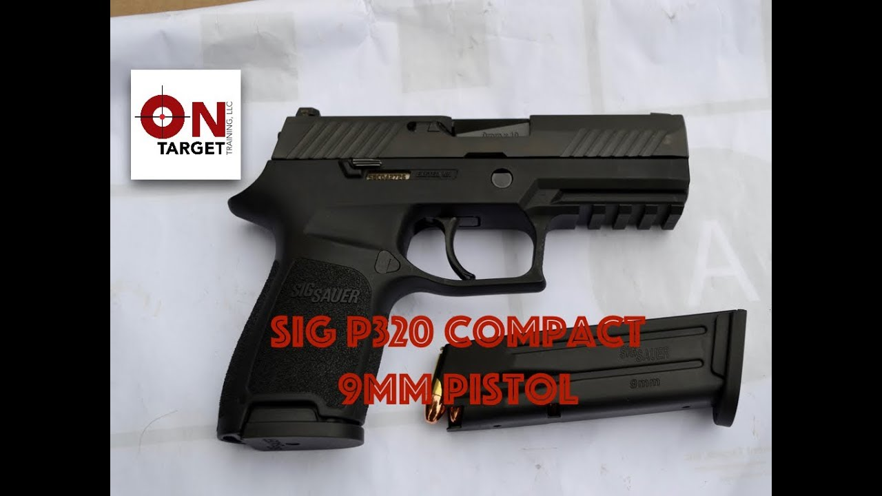 Modifications For Sig P320