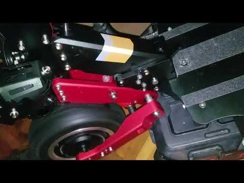видео: Отремонтировал мотор колесо наконец. ultron t128