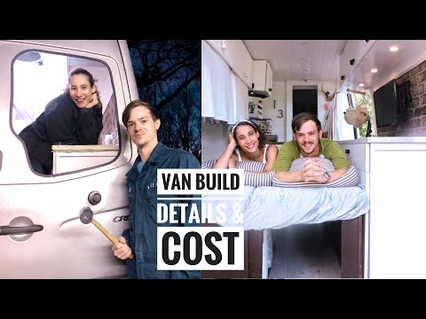 mukbang-q&a-|-how-much-did-our-van-conversion-cost-+-van-layout-details