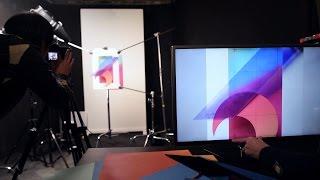 LG G6 : Wall Paper Making Film