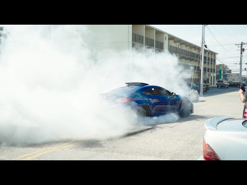 BURNOUT CITY, MARYLAND!! (H2Oi Vlog #4 // The Last One)
