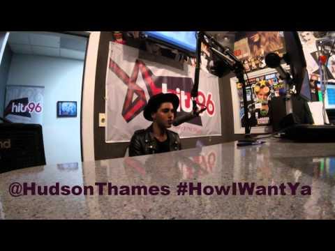 Hudson Thames - How I Want Ya (LIVE in the @Hits96Radio Studio)