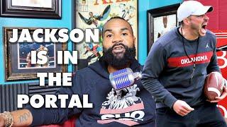 On Oklahoma OLB Mark Jackson entering the transfer portal