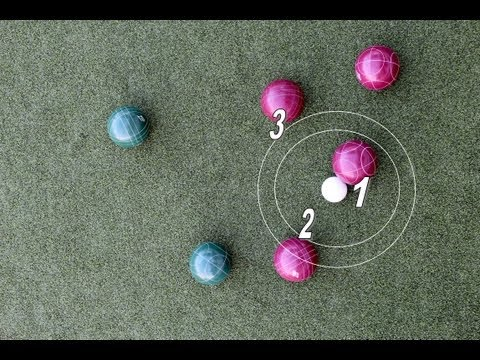 How to Play Bocce, Bocce Rules and Bocce Lessons