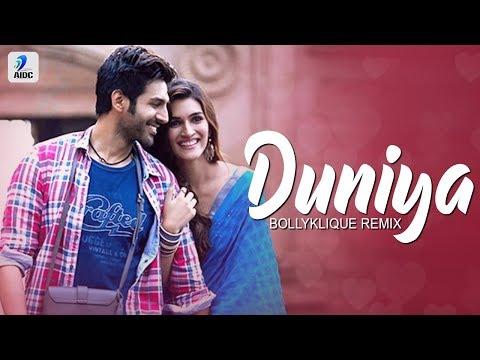 Duniyaa (Remix) | Bollyklique | LukaChuppi | Kartik Aaryan | Kriti Sanon | Akhil | Dhvani Bhanushali
