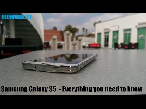 Samsung Galaxy S5 | Everything you need to know Full Review