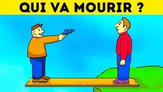 Video Devinettes Que Seules Les Personnes au QI Élevé Pourront Résoudre download MP3, 3GP, MP4, WEBM, AVI, FLV Oktober 2018