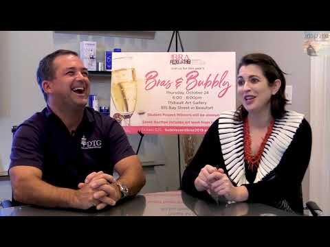 """""""Inspire Your Community"""" Podcast Supports The Bra Project"""