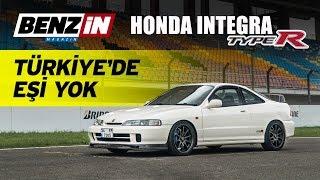 Honda Integra Type-R DC2 | Türkiye'de bir eşi yok | Bir tur versene