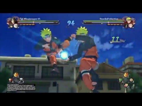 Naruto Shippuden: Ultimate Ninja STORM 4   Player Match Series Ep 12 (Naruto Ain't Having It)  