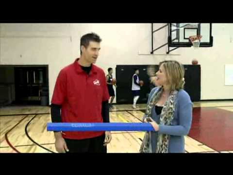 BT Vancouver: Dawn Visits West Vancouver Secondary School