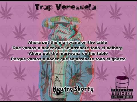 Mariwana on the Table   Neutro Shorty  Letra Oficial