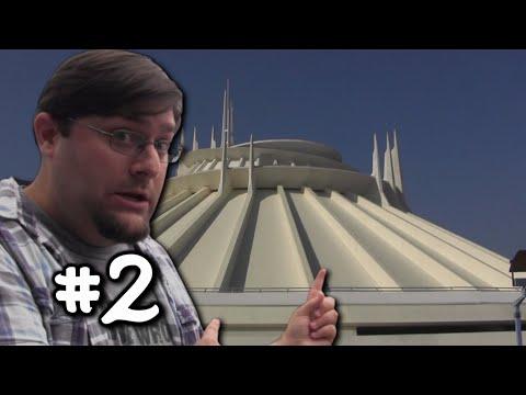 #2: Top 25 Favorite Disneyland Attractions - Spazz In General