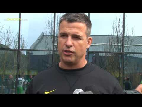 Mario Cristobal on the Opportunity with Oregon