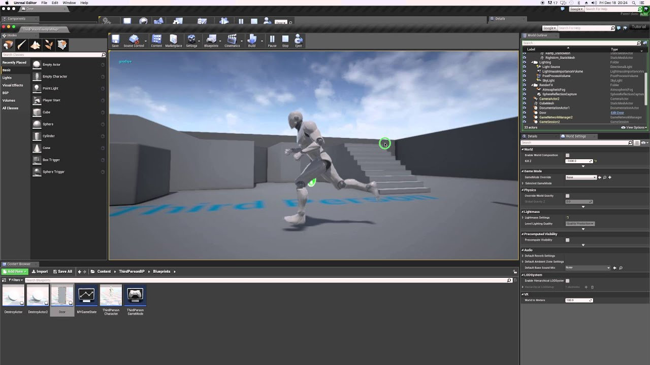 Ue4 questions answered rotating a door using timeline youtube ue4 questions answered rotating a door using timeline malvernweather Gallery