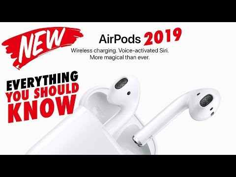 airpods-2-released!-everything-you-need-to-know,-airpods-2-with-siri,-h1-chip-&-wireless-charging