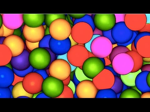 Thumbnail: Five Little Babies Playing With Balls | Five Little Babies Collection | Zool Babies BallPit Show