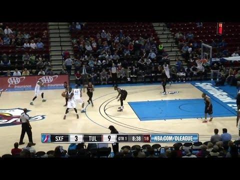 Mustafa Shakur's Double-Double (13 points, 10 assists) vs. Sioux Falls Skyforce