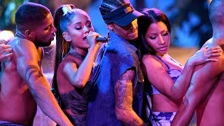 Ariana Grande & Nicki Minaj Give SEXIEST