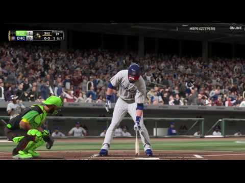 Diamond dynasty with New lineup! Mlb the show 16