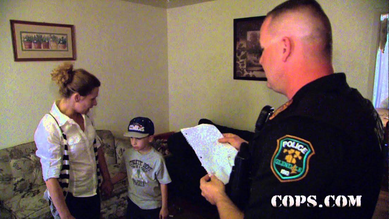 The Runaways Show 2703 Cops Tv Show