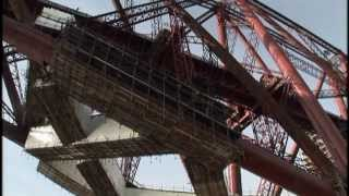 English | Sgb Reverses The Conventional Access Approach At The Forth Rail Bridge Uk