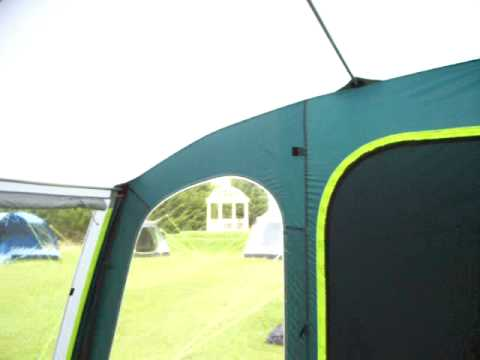 Kampa Rally 390 Youtube