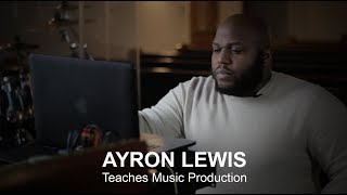 AyRon Lewis Teaches Music Production| Gospel Producers  |Official Trailer