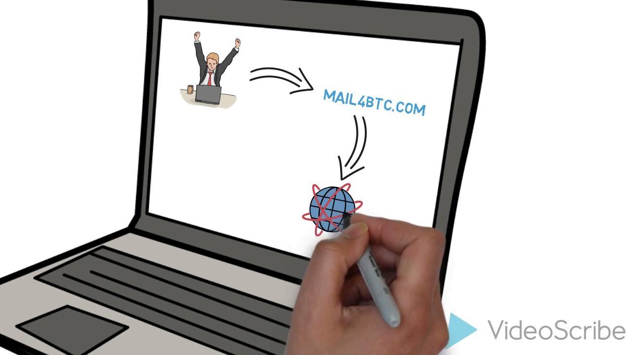 Send thousands of E-mails! Mass Email Service - mail4btc com