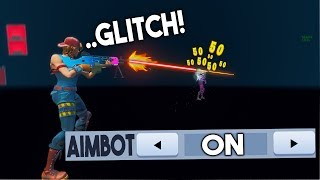 How to Get Aimbot in Fortnite! (NO RECOIL GLITCH SEASON 10)
