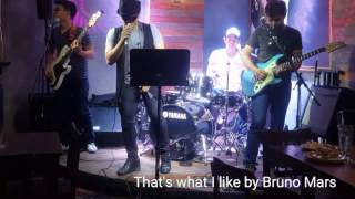Bruno Mars: That's What I Like LIVE by Climax