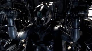Gaiking (2012) Teaser Trailer - CGI Test Shots