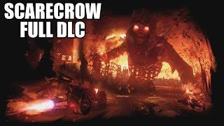 Batman: Arkham Knight Scarecrow Nightmare Mission Pack Walkthrough Part 1 - Full DLC 1080P