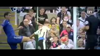 Newcastle United vs Chelsea 2-2 All Goals Highlights 2015