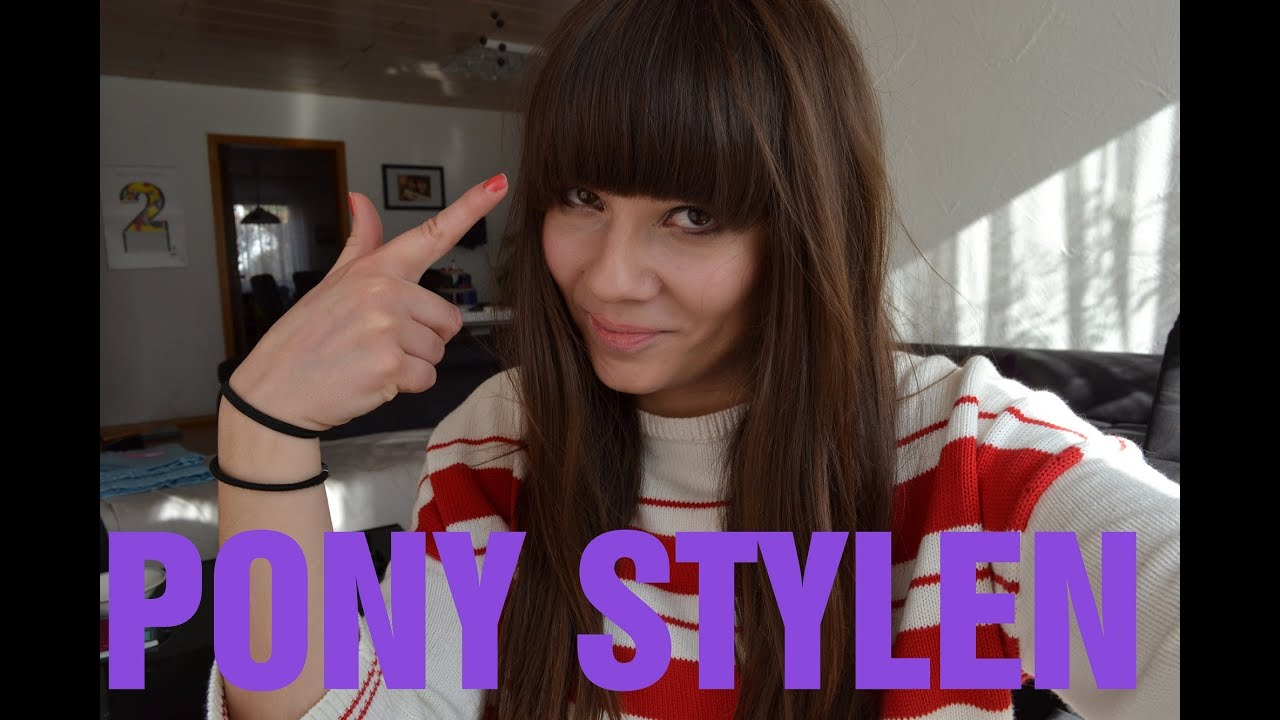 PONY STYLEN  YouTube