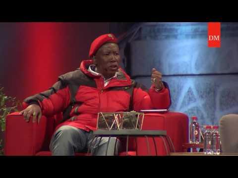 The Gathering: Julius Malema Q&A