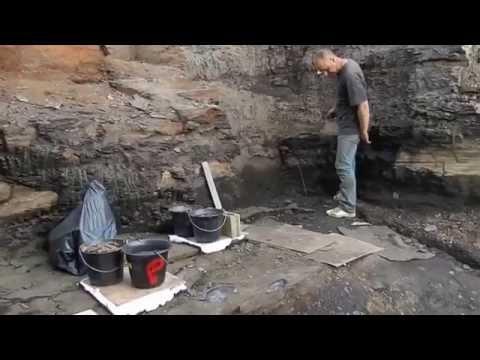 Fouilles paléontologiques de Muse (2014) Part2