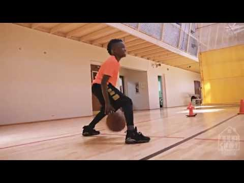 "9 Year Old Camyrn ""Scoop"" Scott Basketball Mixtape"