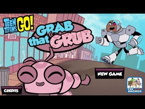 Teen Titans Go!: Grab That Grub – Take Silkie for a Walk in the Park