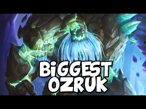 Biggest Ozruk Possible